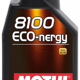 Motul 1L Synthetic Engine Oil 8100 0W30 ECO-NERGY - Volvo-Land RoverHonda 102793