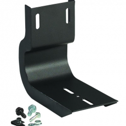 Lund 04-14 Ford F-150 SuperCab (80in) OE Style No Drill Running Board Mounting Bracket - Black 310037