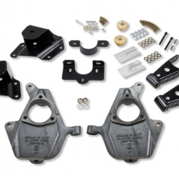 Belltech LOWERING KIT W/O SHOCKS 660
