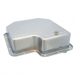 Spectre Ford C6 Transmission Pan (Deep) - Chrome 5464