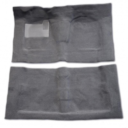 Lund 86-97 Nissan Pickup Std. Cab Pro-Line Full Flr. Replacement Carpet - Grey (1 Pc.) 15111