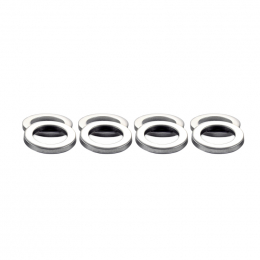 McGard Duplex MAG Washers (Stainless Steel) - 8 Pack 78715