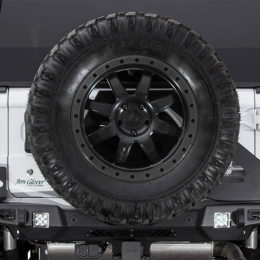 Addictive Desert Designs 2018 Jeep Wrangler JL Stealth Fighter Tire Carrier T96912NA01NA