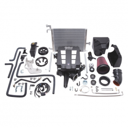 Edelbrock Supercharger Stage 3 - Profesional Tuner Kit 2006-2008 Chrysler Lx 5 7L Hemi w/ o Tuner 1531