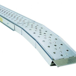 Lund Universal Folding Arched Ramps - Brite 602013