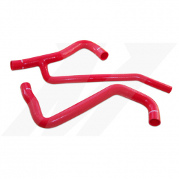 Mishimoto 07-10 Ford Mustang V8 GT Red Silicone Hose Kit MMHOSE-GT-07RD