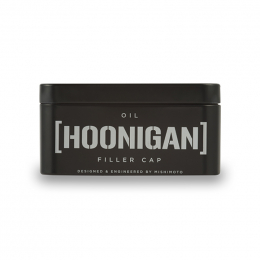 Mishimoto LS Engine Hoonigan Oil Filler Cap - Red MMOFC-LSX-HOONRD
