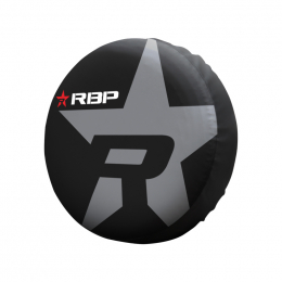 RBP Spare Tire Cover - Gray Star (Fits Tires 29.5in. To 32.5in.) RBP-TC2