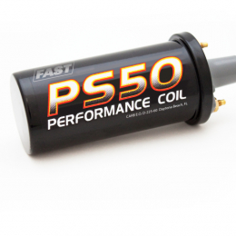 FAST Coil PS50 Performance Canister - Black 730-0050