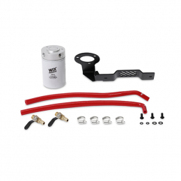 Mishimoto Nissan Titan XD Coolant Filter Kit, 2016+ - Red MMCFK-XD-16RD