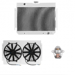 Mishimoto 65-67 Chevrolet Chevelle 250/283 Cooling Package MMCPKG-CHE-65