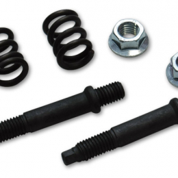 Vibrant 2 Bolt 10mm GM Style Spring Bolt Kit (includes 2 Bolts 2 Nuts 2 Springs) 10112