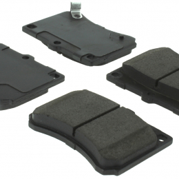 StopTech Performance 91-03 Ford Escort ZX2 / 92-95 Mazda MX-3 Front Brake Pads 309.04730