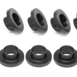 Edelbrock 7/16In to 1/2In Bushing Washer Kit for Perf and Perf RPM AMC Heads On Pre 1970 AMC Motor 9693