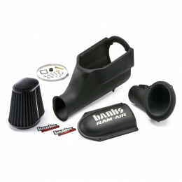 Banks Power 03-07 Ford 6.0L Ram-Air Intake System - Dry Filter 42155-D