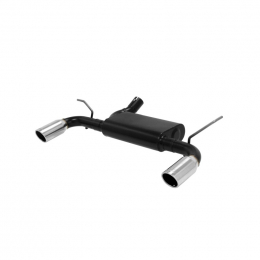 Flowmaster 12-15 Jeep Wrangler 3.6L Force II Axle-Back Exhaust System - Dual Rear Exit 817729