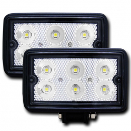 ANZO 3in x 5in High Power LED Fog Light 881001