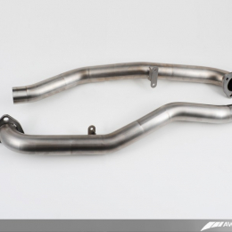 AWE Tuning Porsche 997.2 Performance Cross Over Pipes 3010-11010