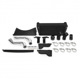 Mishimoto 2013+ Dodge Cummins 6.7L Intercooler Kit - Black MMINT-RAM-13KBK