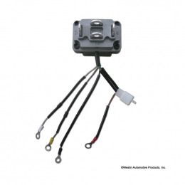 Westin Solenoid (ISM Technology) Outback Series (6 Leads) - Black 47-3660