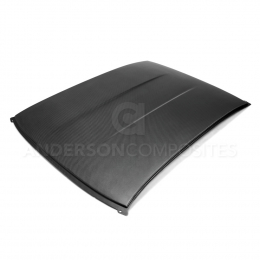 Anderson Composites 10-15 Chevrolet Camaro Dry Carbon Roof Replacement (Full Replacement) AC-CR1011CHCAM-DRY