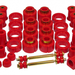 Prothane 88-98 Chevy Std / Xtra Cab 4wd Total Kit - Red 7-2022