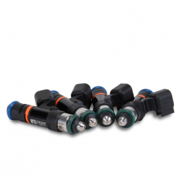 Grams Performance Nissan R32/R34/RB26DETT (Top Feed Only 11mm) 1000cc Fuel Injectors (Set of 6) G2-1000-0704