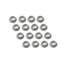 Hurst Shifter Bushings 3 4 and 5 Speed Steel 1543398