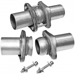Flowmaster Header Collector Ball Flange Kit - 3.00 In. To 2.50 In. (Pair) 15925