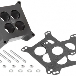 Spectre Carburetor Spacer - Plastic 2in. 4-Port 5768
