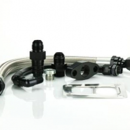 Fleece Performance 89-07 Dodge 5.9L Cummins S300-S400 Turbo Installation Kit FPE-TURBO-INST-KIT-CUMM59