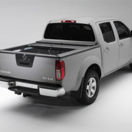 Roll-N-Lock 15-18 Ford F-150 SB 77-3/8in M-Series Retractable Tonneau Cover LG102M
