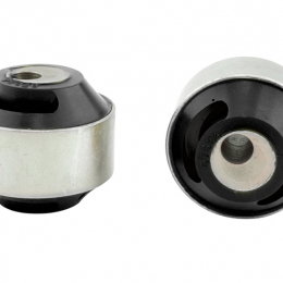 Whiteline 09+ Ford Fiesta / 09+ Mazda 2DE Front Caster Correction C/A L/I Rear Bushing KCA426