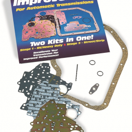 B&M Shift Improver Kit for C4 Automatic Transmissions 50262