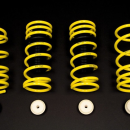 RaceComp Springs BRZ/FRS RCE-BRZ-YELLOW