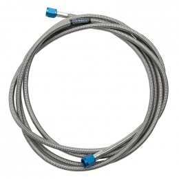 Russell Performance -4 AN to -3 AN 18in Pre-Made Nitrous and Fuel Line 658440