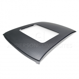 Anderson Composites 2010-2015 Chevrolet Camaro Dry Carbon Roof Replacement w/ Sunroof AC-CR1011CHCAMSR-DRY