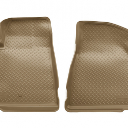 Husky Liners 08-12 GMC Acadia/Saturn Outlook/Buick Enclave Classic Style Tan Floor Liners 31013