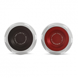 Mishimoto GM LS Engine Oil Filler Cap - Red MMOFC-LSX-RD