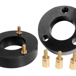 Prothane Chevy Suburban / Tahoe Coil Spacer Kit - Black 7-1716-BL