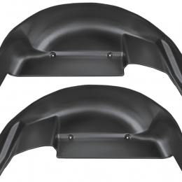 Husky Liners 06-14 Ford F-150 Black Rear Wheel Well Guards 79101
