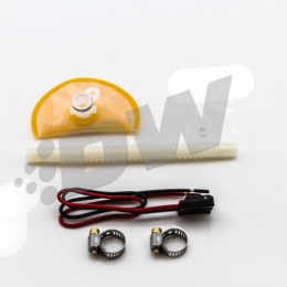 DeatschWerks 09+ Nissan 370Z / 08+ Infiniti G37 DW200 / DW300 Fuel Pump Set Up Kit 9-1020
