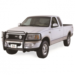 Westin 1999-2004 Ford F-150/250LD 2WD (Heritage Edition) Sportsman Grille Guard - Black 40-0485